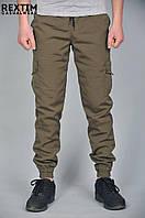 Карго брюки мужские Rextim Criminal (цвет хаки)