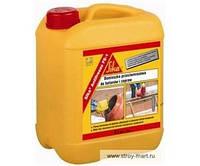Противоморозная добавка для бетона и растворов при низкой температуре Sika Antifreeze АТ, 6кг