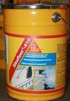 Полиуретановое, эластичное, стойкое к стиранию и воздействию УФ, доуплотняющее покрытие Sikafloor-410, 3кг