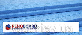 Утеплитель экструдированный пенополистирол PENOBOARD 30мм (1250х600х30 мм)