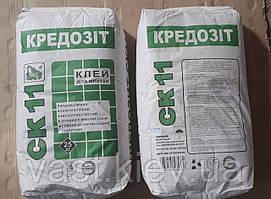 Клей для керамической плитки СК-11, 25 кг