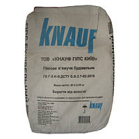 Гипс строительный марка Г-5  KNAUF, 30кг