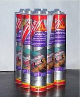 Клей-герметик АТ для непористых поверхностей, жесткого ПВХ, SikaBond - AT universal 300 мл