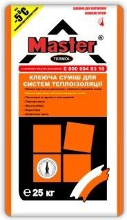 Клей для приклеивания ППС Мастер-Термол, 25кг