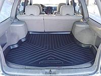 Коврик в багажник Volkswagen Caddy III (04-15)\ Caddy IV (15-) 2 зад.сдвиж двери п/у