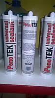 Универсальный силиконовый герметик PENOTEK (280 мл) (белый)