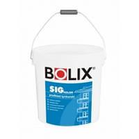 BOLIX SIG Kolor Грунт с кварц. наполн. перед нанесением силиконовых штукатурок 25 кг