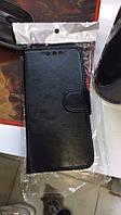Оригинальный кожаный чехол-книжка черный для Sony Xperia Z3