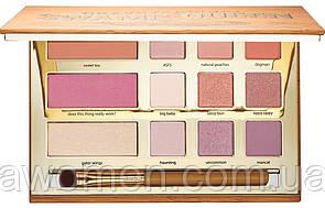 Палітра тіней і рум'ян Tarte Cosmetics Grav3yardgirl Swamp Queen Eye&Cheek Palette Limited Edition