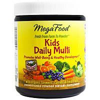 MegaFood, Добавка Ежедневный мультивитамин для детей, 1,8 унции (49,8 г)