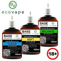 Готовая основа для самостоятельного приготовления жидкостей Eco Vape