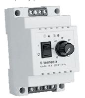 Терморегулятор terneo a для теплого пола
