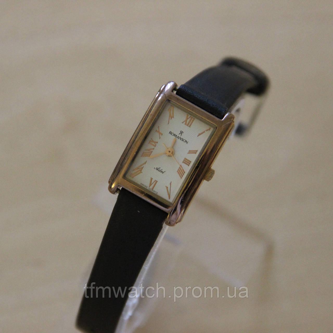Романсон продать часы часы ссср скупка позолоченные