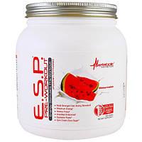 Metabolic Nutrition, E.S.P. перед тренировкой, арбуз, 300 г