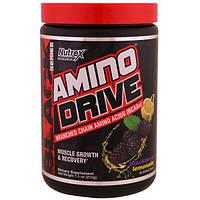 Nutrex Research Labs, Black Series, Amino Drive, Blackberry Lemonade, 7.4 oz (210 g)