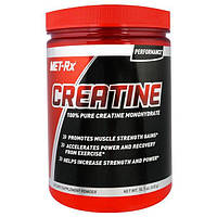 MET-Rx, Creatine Mononhydrate, Unflavored, 14.1 oz (400 g)
