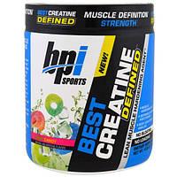BPI Sports, Лучший креатин, сформированный, агент для укрепления сухой мышечной массы, горькое печенье, 10,58 унц. (300 г)