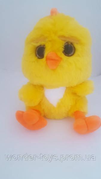 Цыпленок №2, 30см - Удивительные Игрушки, Интернет магазин в Днепре