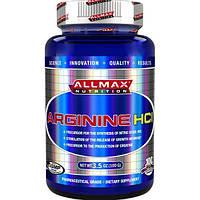 ALLMAX Nutrition, 100% чистый аргинин HCI пик силы + поглощение, 3,5 унций (100 г)