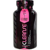 FitMiss, Cleanse, Womens Quick Cleanse & Daily Detox System, 60 Capsules