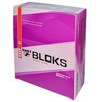 Clif Bar, Shot Bloks Energy Chews, горные ягоды, 18 упаковок, 2.1 унций (60 г) каждая