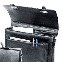 Портфель-сумка мягкий деловой Professional