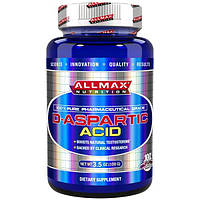 ALLMAX Nutrition, 100% фармацевтическая категория, D-аспарагиновая кислота, 3,5 унции (100 г)