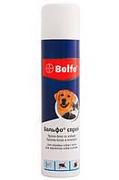 Больфо (Bolfо) противопаразитарный спрей для кошек и собак, 250 мл, Bayer (Байер)