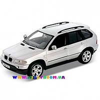 Машинка коллекционная 1:24 BMW X5 Welly 22074W, фото 1