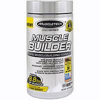 Muscletech, Pro Series, средство для роста мышечной массы Muscle Builder, 30 капсул с медленным высвобождением