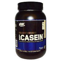 Optimum Nutrition, 100% Casein, Gold Standard, Creamy Vanilla, 2 lbs (909 g)