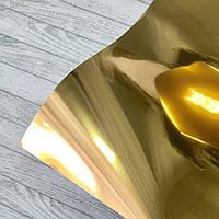 Отрез термотрансферной пленки Silhouette Metallic - Gold