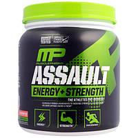 MusclePharm, Assault Energy & Strength, Strawberry Ice 12.17 oz (0.76 lbs) (345 g)
