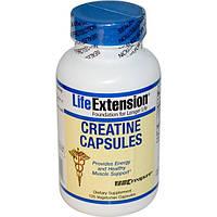 Life Extension, Креатин в капсулах, 120 растительных капсул