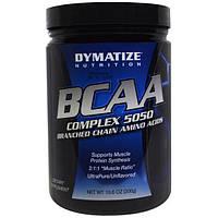 Dymatize Nutrition, BCAA Complex 5050, аминокислоты с разветвлнной цепью, 300 г