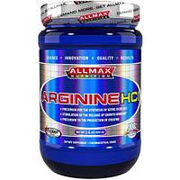 ALLMAX Nutrition, 100% чистый аргинин в форме HCI с максимальной силой + абсорбцией, 14 унций (400 г)
