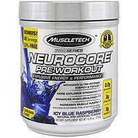 Muscletech, Pro Series, предтренировочный комплекс Nuerocore, Icy Blue малина, 8,99 унц. (255 г)