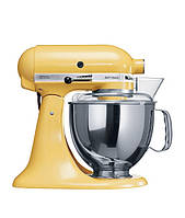Миксер  4,8л желтый Artisan KitchenAid