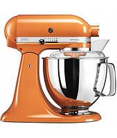Миксер  4,8л мандариновый Artisan KitchenAid