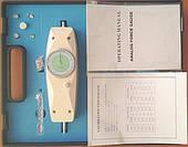 Динамометр аналоговый пружинный универсальный NK-50 (5 кг) (ДА-50, ДУ-50) (0,25 Н / 0,05 кг)