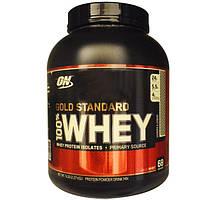 Optimum Nutrition, Gold Standard 100% Whey, Cookies & Cream (Печенье со сливками), 5 фунтов (2,27 кг)