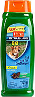 91858 Hartz Flea&Tick Rid Шампунь от блох и клещей с хвойным ароматом, 532 мл