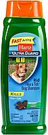 Ш91858 Hartz Flea&Tick Rid Шампунь от блох и клещей с хвойным ароматом, 532 мл
