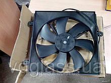 Оригинальный вентилятор радиатора вторичный Chery Tiggo 2.4 T11-1308130