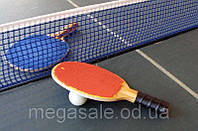 Сетка для настольного тенниса с креплениями Gold Cup