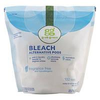 GrabGreen, Отбеливатель Bleach Alternative, без отдушки, 132 порции