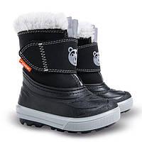 Зимові чобітки (зимние дутики) Demar Bear c сірий