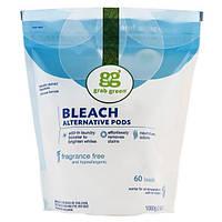 GrabGreen, Отбеливатель Bleach Alternative, без отдушки, 60 порций, 2 фунта 4 унции (1080 г)