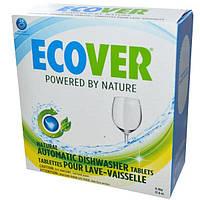 Ecover, Натуральные таблетки для посудомоечных машин с цитрусовым ароматом, 25 таблеток, 17,6 унции (0,5 кг)
