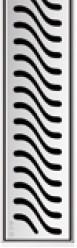 Решетка Флаг ACO ShowerDrain E-Line 1000 мм